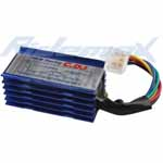 5-Pin Performance CDI  for 50cc-125cc  ATVs, Dirt Bikes & Go Karts