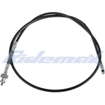 X-PRO<sup>®</sup> 54.5&quot; Front Brake Cable for 50cc 150cc 250cc Mopeds / Scooters