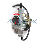 30mm Carburetor w/Cable Choke for 250cc ATVs & Dirt Bikes