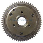 Starter Drive Clutch Assembly for 150cc Scooters, ATVs and Go Karts