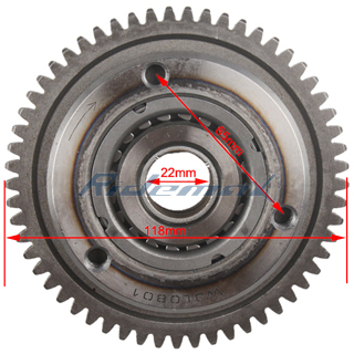 250cc Manual Clutch Air Cooled (made by Zongshen or Zongshen