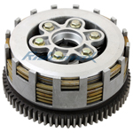 7 Plates Clutch Assembly for CG 250cc Engine