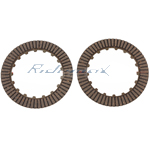 Clutch Plate for 50cc 70cc 90cc 110cc 125cc ATVs, Dirt Bikes