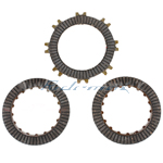 Clutch Plate for 50cc-125cc Horizontal Engine