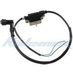 2-Wire Version Ignition Coil for 4-stroke 50cc 90cc 110cc 125cc ATVs, Dirt Bikes & Go Karts