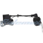2-Wire Ignition Coil for 2-stroke 47cc, 49cc Pocket Bikes, ATVs