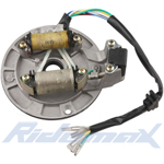 X-PRO<sup>®</sup> 2-Coil Magneto Coil for 70cc 90cc 110cc 125cc Kick Start Dirt Bikes,free shipping!