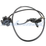 Rear Hydraulic Brake Assembly for 50cc-125cc ATVs