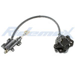 Rear Hydraulic Brake Assembly for 50cc 70cc 90cc 110cc 125cc ATVs