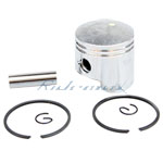 Piston Kit for 2-stroke 47cc Engine Pocket Bike, ATV
