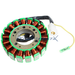 18-Coil Magneto Stator for CF 250cc Go Karts & Scooters