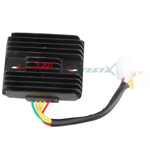 5-Wire Voltage Regulator Rectifier CF172MM(250CC) Go Karts, Moped / Scooters Water Cooled Engine