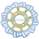 X-PRO<sup>®</sup> Front/Rear Disc Brake Rotor for 50cc-125cc Dirt Bikes & Honda XR50/CRF50 Pit Bike
