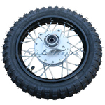 10'' Rear Wheel Assembly for 50cc-110cc Dirt Bikes
