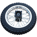 12'' Rear Wheel Assembly for 110cc-150cc Dirt Bikes