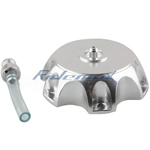 Performance Aluminum Gas Tank Cap for Dirt Bikes