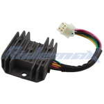 5-Pin Voltage Regulator for 200-250cc ATVs & Dirt Bikes