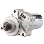12 Tooth Starter Motor for 50cc-125cc Dirt Bikes, Go Karts and ATVs.