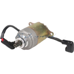 9 Tooth Starter Motor for 125cc/150cc Scooters, Go Karts and ATVs