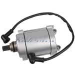 X-PRO<sup>®</sup> 11 Tooth Starter Motor for 150cc 200cc 250cc Air-Cooled Dirt Bike, ATVs