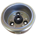 4 Magneto Rotor for 50-125cc ATVs, Dirt Bikes & Go Karts
