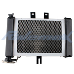 X-PRO<sup>®</sup> Radiator for 200cc Water Cool Dirt Bikes, Go Karts and ATVs