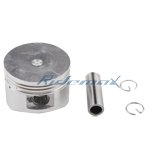 63.5mm Piston for 200cc Water/Air Cooled Engine ATVs & Dirt Bikes