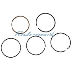 Piston Ring Set for 125cc ATVs, Dirt Bikes & Go Karts