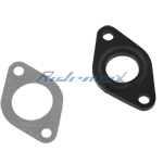 Carb Intake Gasket for 50cc-110cc Electric & Kick Start ATVs & Dirt Bikes & Go Karts