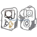 Gasket Set Kit for 125cc Electric & Kick Start ATVs, Go Karts & Dirt Bikes
