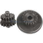 Dual Gear for 150cc Dirt Bikes and ATVs