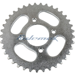 X-PRO<sup>®</sup> 37 Tooth 420 Chain Rear Sprockets for 50-125cc ATVs,free shipping!