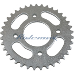 X-PRO<sup>®</sup> Rear Chain Sprocket for 420 Chain Dirt Bike
