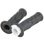 X-PRO<sup>®</sup> 30mm Left and Right Handle Bar Grip for all Dirt Bikes & Scooters