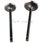 Intake & Exhaust Valve for 50cc Mopeds, Scooters, GY6 Engine Vehicles,free shipping!