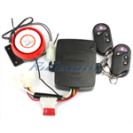 Remote Control Alarm for ATVs