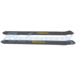 Crowbar Tool Tire Spoons - One Pair, 12""