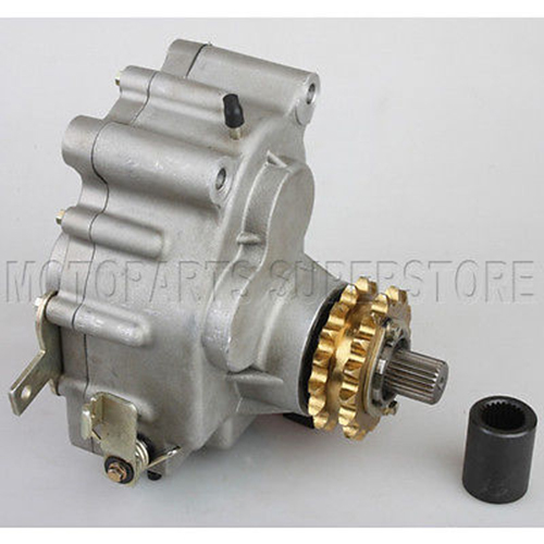 Refurbished GY6 250cc Reverse Gear Box Transmission Go Karts Dune Buggy