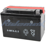 12V 6Ah Battery for ATVs, Dirt Bikes and Go Karts