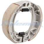 Drum Brake Shoe for 50cc-150cc Scooters and 125cc-250cc ATVs