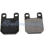 Brake Pads for 70cc-200cc Dirt Bike