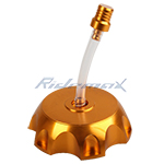 Performance Aluminum Gas Tank Cap for All Kinds Of Dirt Bikes,free shipping!