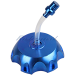 Performance Aluminum Gas Tank Cap for All Kinds Of Dirt Bikes