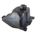 Gas Fuel Tank for 2-Stroke 49cc Mini Pocket Bikes SSR SX50