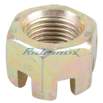 M16x1.5 Hex Concave Nut