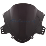 Black Windscreen Windshield For SUZUKI K5 GSXR1000 05-06