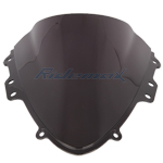 Black Windscreen Windshield For SUZUKI K4 GSXR600/750 04-05