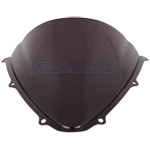 Black Windscreen Windshield For SUZUKI K6 GSXR600/750 06-07