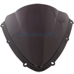 Black Windscreen Windshield For SUZUKI K8 GSXR600/750 08-09