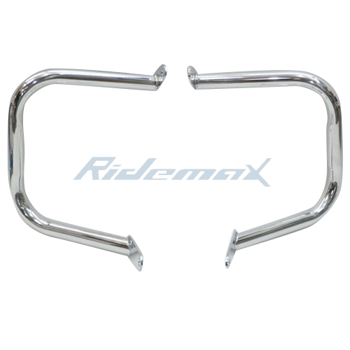 Engine Guard Highway Crash Bar For Yamaha V-Star 400 650 XVS650 Classic & Custom